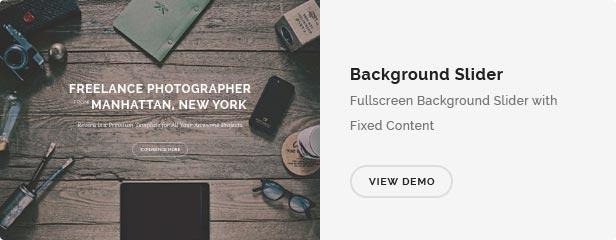 Revera — Simple and Creative Portfolio Template