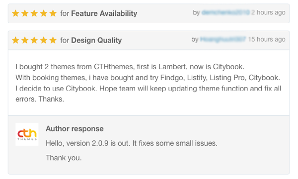 CityBook - Directory & Listing WordPress Theme - 7