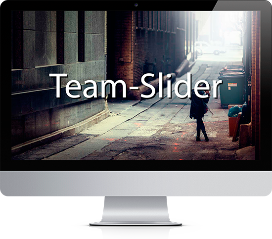 team slide - Cashemir - Responsive One Page Joomla Template
